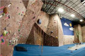 indoor rock climbing at the edge rock gym2 on artificial rock climbing wall cost with construction costs for a climbing gym in colorado evstudio