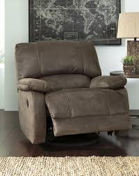 Buy Ashley Furniture Seamus Swivel Gliding Recliner