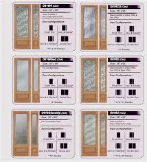 amish custom exterior oak doors entryways with beveled glass od 103