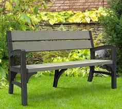 rubbermaid garden bench 91 best deck box storage ideas images on