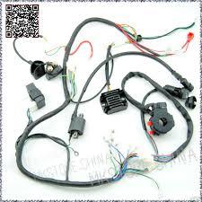 online buy whole lifan 250cc cdi from lifan 250cc cdi 250cc quad electrics 150 200cc zongshen lifan ducar razor cdi coil wire harness shipping