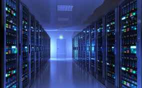 Data Center Lighting Design Dnp Systems Solutions Security Airport Energy Smart City Iot