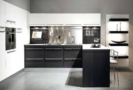 Delightful 16 Timeless Black U0026 White Kitchen Designs For Every Modern Home Home Design Ideas