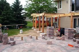 patio paver designs ideas backyard designs beautiful backyard patio design ideas inside nice backyard ideas small