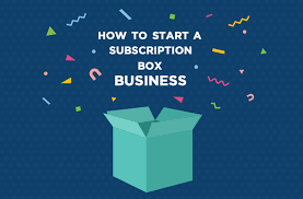 Start Boxes How To Start A Subscription Box Business Alvernia Online