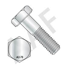Metric Stainless A2 70 Hex Cap Screw Din 931 933 Aall