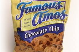 cookie brand names. Beautiful Names Famous Amos New Cookie Sans Old Brand Name On Names H
