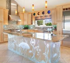 Coastal Kitchen Design Decor