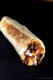 taco bell cheesy potato burrito. With Taco Bell Cheesy Potato Burrito