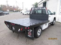 Commercial Truck Success Blog: Clean Diamond Plate Flatbed By Stiles ...