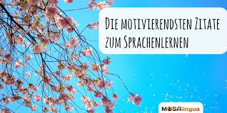 Die 10 Motivierendsten Zitate Zum Sprachenlernen Mosalingua