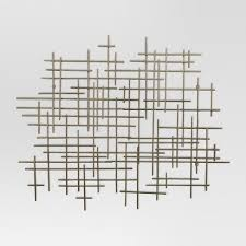 mid century metal wall d cor gold 36x30 project 62  on metal wall decor cheap with mid century metal wall d cor gold 36x30 project 62 target