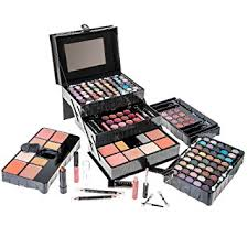 shany cosmetics all in one makeup kit black