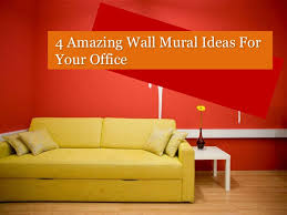office art ideas. 4 Amazing Mural Art Ideas For Office