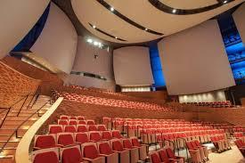 Bing Concert Hall Stanford University Nagata Acoustics