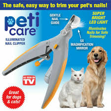 Light Up Pet Nail Clippers As Seen On Tv Dog Nail Clippers With Light Pogot