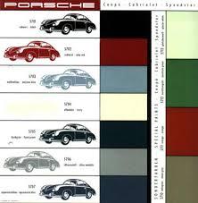 Color Charts 356 Service