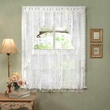 Red Swag Kitchen Curtains Classic Kitchen Window Curtain Fruit Tier And Swag Set Country