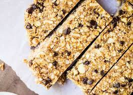 easy granola bar recipe with quick oats