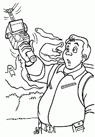 Small Picture Ghostbusters Free Coloring Pages Coloring Coloring Pages