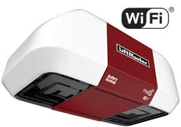 liftmaster garage door opener. Beautiful Door The First WiFi Garage Door Opener Makes Control From Your Smartphone  Reassuring And Simple 8550W Comes Fully Equipped With Security 20  For Liftmaster E