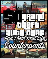 Gta Car Comparison Chart Check Out 50 Gta V Cars And Their Real Life Counterparts