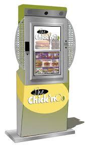 Drive Thru Vending Machine Mesmerizing 4848 Drive Thru Technology Retail Technology Trends
