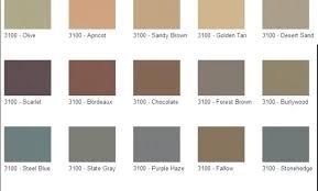 Merlex Stucco Paint Color Chart Stucco Mystic Pine