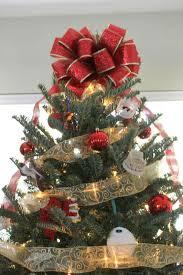 Easy Christmas Tree Bow tutorial