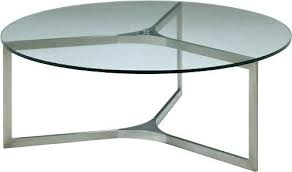 glass metal coffee table round tempered glass metal coffee table stainless steel base coffee table glass