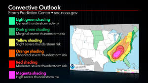 Convective Outlook Chart Video Tip Convective Outlook Charts Student Pilot News