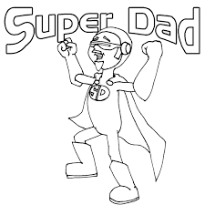 Show your gratitude to your dad by printing out and coloring this cute happy birthday coloring page. Father S Day Coloring Pages