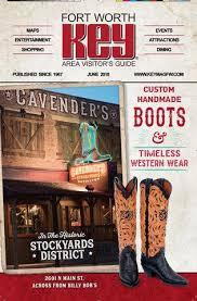Fort Worth Key Magazine June 2018 By Keith Powell Issuu