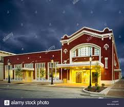"""Selma Walton Theater Opened in 1914 and converted to an """"all talking Stock  Photo - Alamy"""