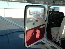 front door sealCessna Front Entry Door Seal by Knots 2U ADSC1401