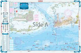 Florida Keys Chart Kit Offshore Fish Dive
