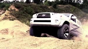 Toyota Tacoma Lift Kit Install and Off-Roading - YouTube