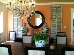 custom wall mirror wall mirrors eclectic fruit dining room shabby chic style with shutters gold wall custom wall mirror