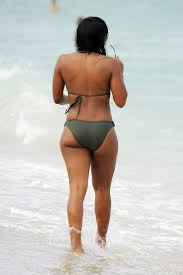 Alexandra burke bikini ass