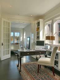 french doors for home office. Dark Wood French Doors Home Office Victorian With Carved Desk Stained Floor For