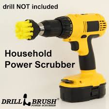 Amazon.com : Household Power Scrubber Cordless Drill Battery ...