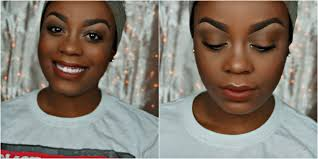 fresh face makeup tutorial full coverage foundation routine for oily skin women of color you