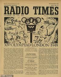 The Changing Times Newspaper Template Historical Issues Of The Radio Times From The 1940s Are