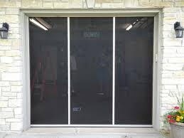 garage screen doorGarage Screen Doors  Big Rock Garage Screens  JD Door Sales