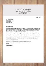 Cover Letter Builder Template Samples