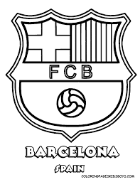 Lionel Messi Coloring Page Barcelona Pages 2 Futuramame