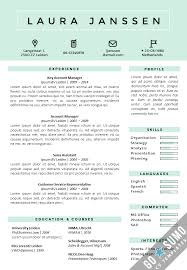 The Best Resume Template Awesome CV Template Tokyo Go Sumo Cv Template