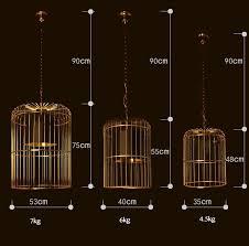 bird cage lighting. Bird Cage Pendant Light Chandelier Sizes Lighting