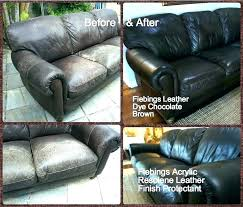 how to repair hole in leather sofa fix leather couch how