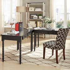 Lyndale L-Shaped Helix Legs Corner Office Desk by iNSPIRE Q Bold - Free  Shipping Today - Overstock.com - 19737648
